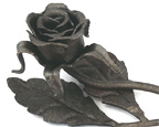Cast Steel Roses