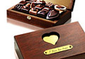 Personalized Chocolate Message